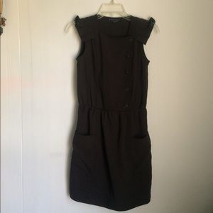 French connection Dress gray size 0